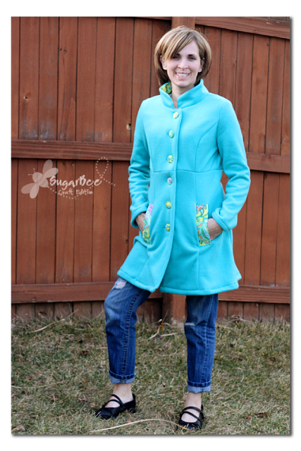 Fitted Jacket | Bee crafts and Bees