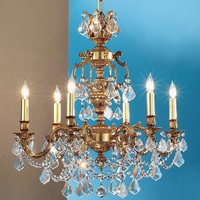 Astoria Grand Fairhill 5 Light Candle Style Classic Traditional Chandelier Classic Lighting Chandelier Crystal Chandelier