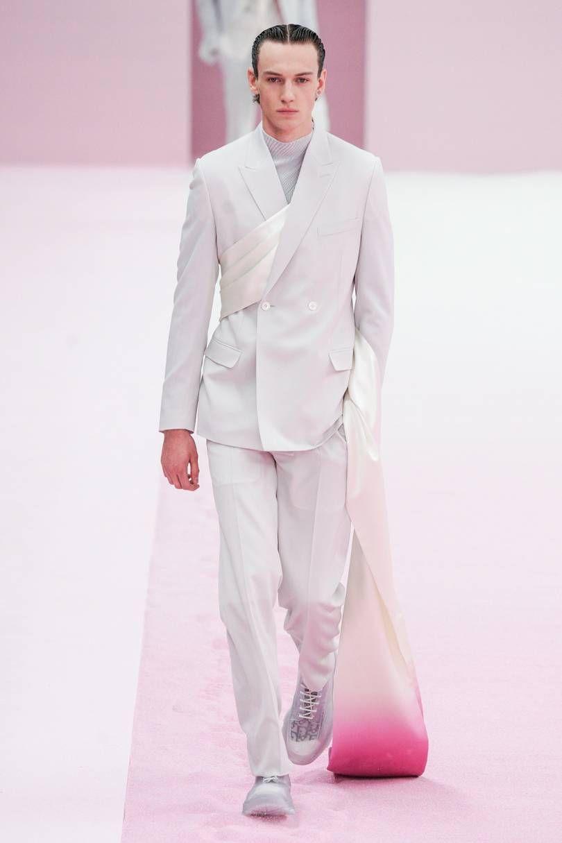 10 looks que nous avons adorés des défilés de mode homme printemps / été 2020  – New Year, New Me