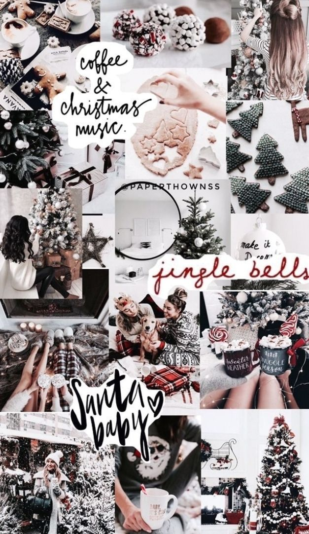 Cute Christmas wallpaper 🎄