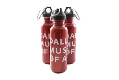 Holiday Gifts: DMA Stainless Steel Water Bottle, $19.95