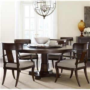 Thomasville® Harlowe & Finch 5 Pc Dining Set | Delectable Dining ...