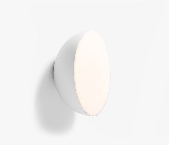 Passepartout Lamp JH12 matt white by &TRADITION   General lighting