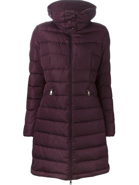 MONCLER 'Flamette' padded coat. #moncler #cloth #coat