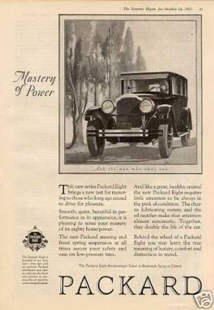 vintage car ads from the 1920s | Car Advertisements of the ...