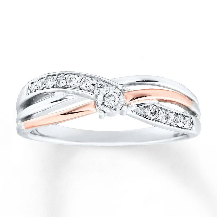 photos of the uctwo tone rose gold engagement ringsud wedding