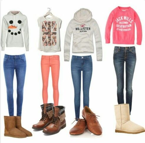 Cute winter shoes for teen girls — img 10