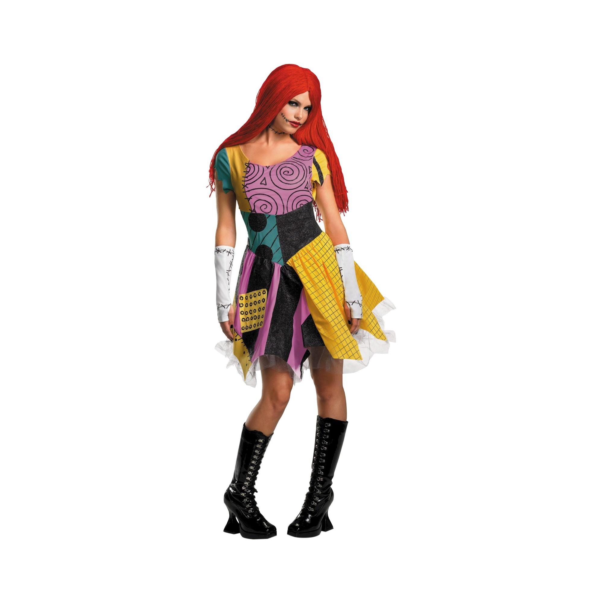 932c14d615ec Halloween Women s The Nightmare Before Christmas Sally Costume ...
