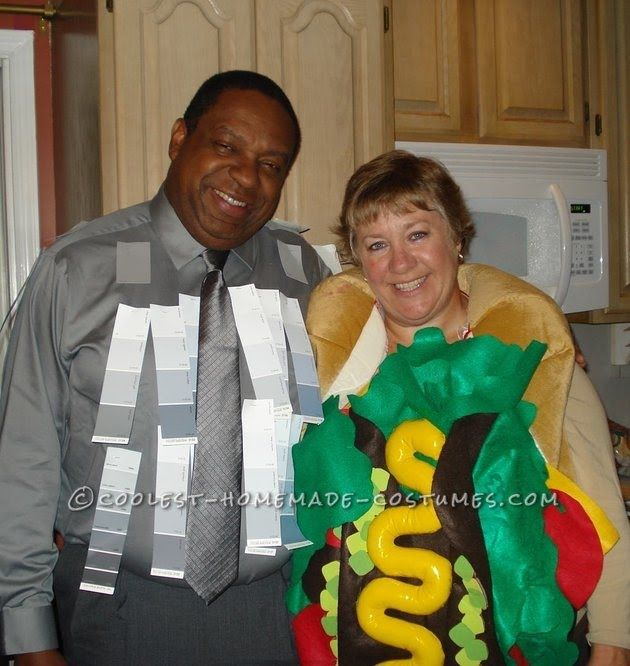 DIY Couples Costumes For Halloween That Are Actually Pretty Clever - cute halloween ideas for couples