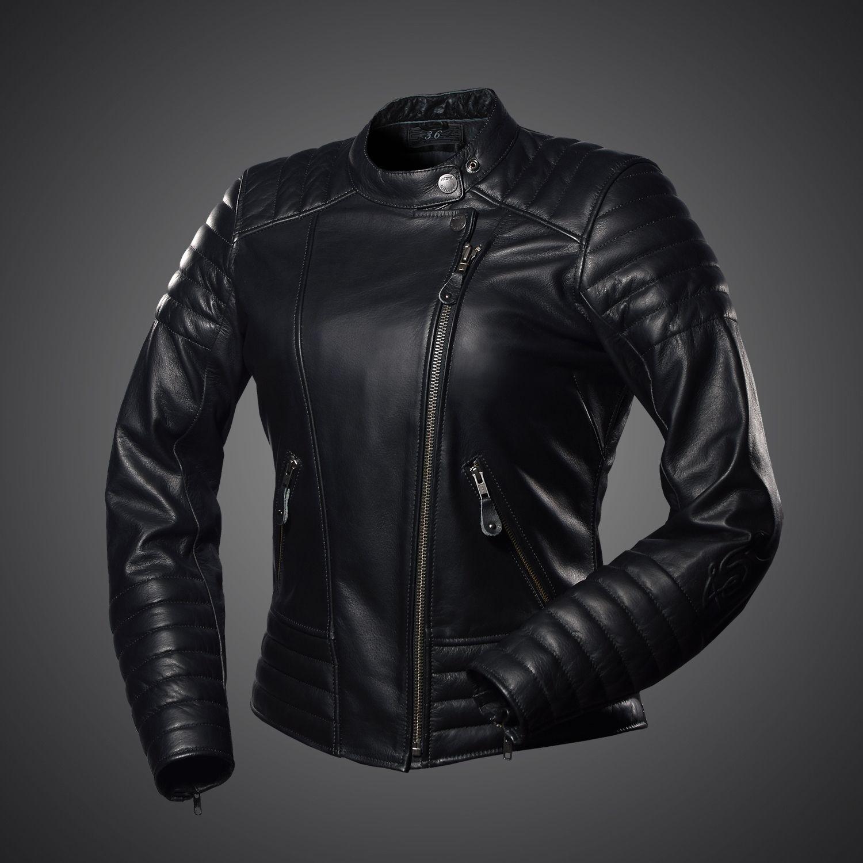 4SR Motorradlederjacke Cool Lady