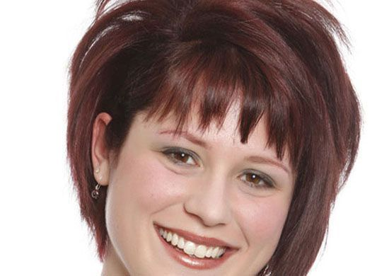 Hairstyles For Chubby Faces cute short haircuts for chubby faces 2016 styles 7 Choppy Layered Hairstyles For Chubby Faces Google Search