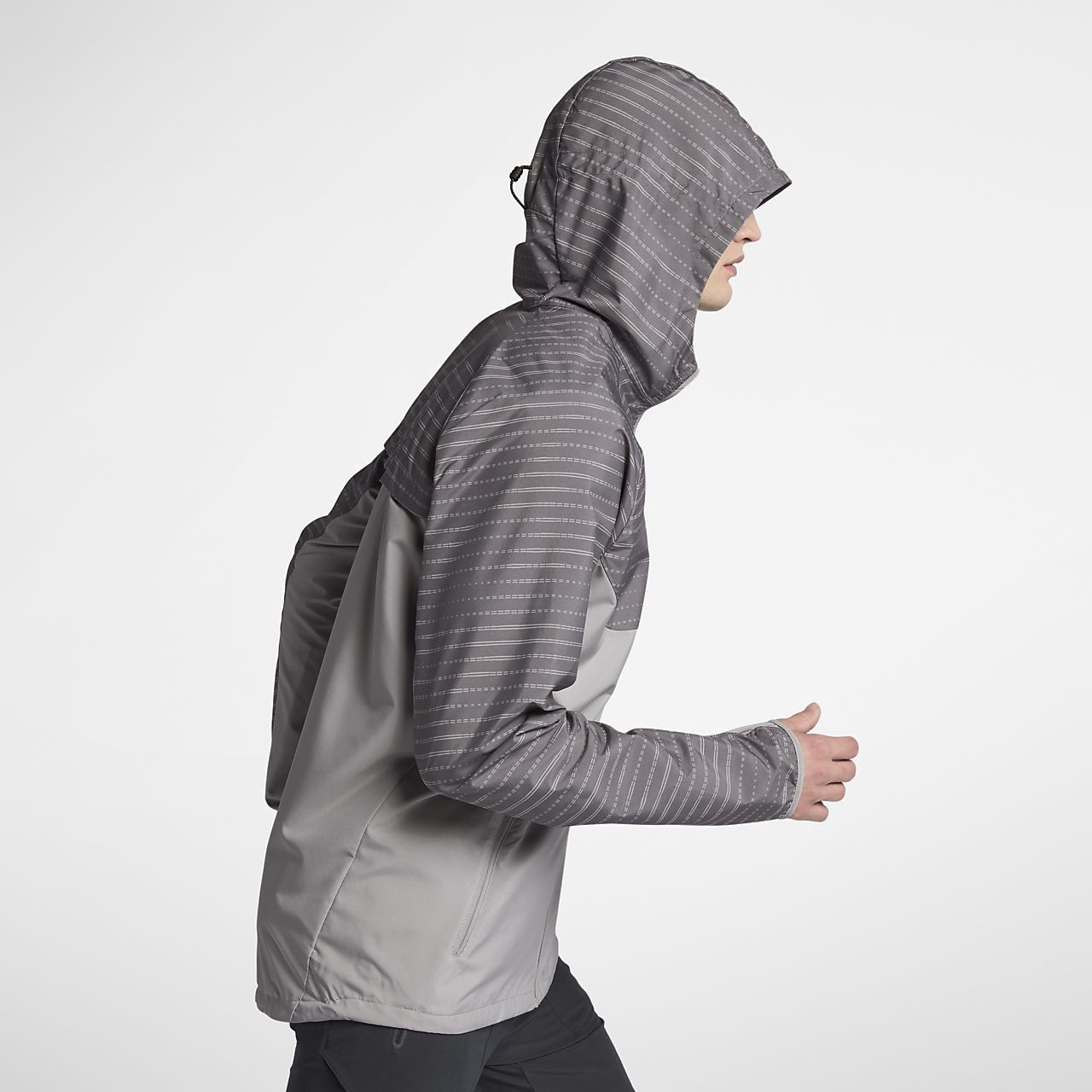 ab4c41be79eb NIKE Nike Essential Men s Hooded Running Jacket.  nike  cloth ...