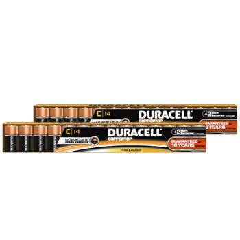 Costco Duracell C 14 Unit 2pk Alkaline Batteries Duracell Alkaline Battery Alkaline