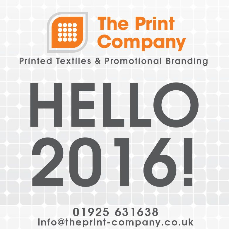 happy new year welcome to 2016 from the print company newyearsday