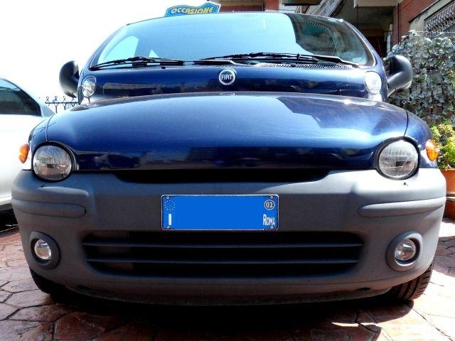 Fiat Multipla JTD 110 SX a 5.500 Euro   Monovolume   195.000 km   Diesel   81 Kw (110 Cv)   03/2002