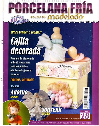 FOR FULL MAGAZINE GO TO THE LINK  https://picasaweb.google.com/110541806776491790489/PorcelanaFriaN182009