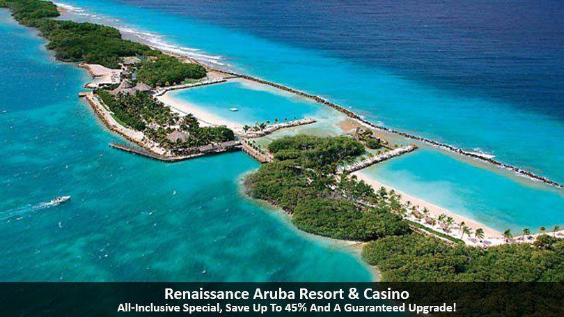 Renaissance Aruba Resort & Casino - https://traveloni.com/vacation-deals/renaissance-aruba-resort-casino/ #caribbeanvacation #aruba #beachvacation #allinclusive