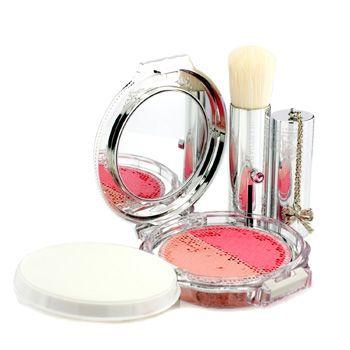 Jill Stuart Blush Blossom Dual Cheek Color (With Brush