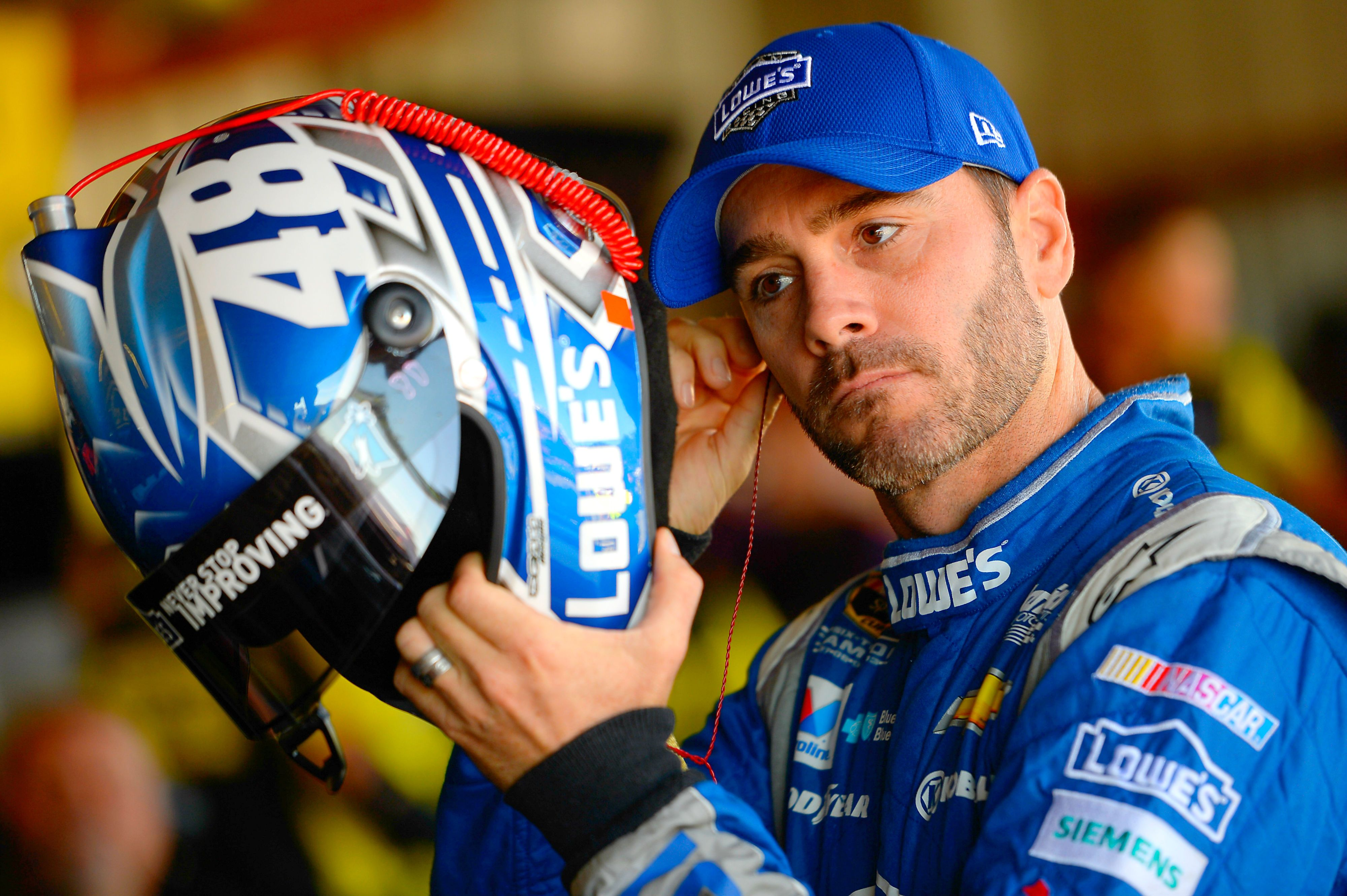 1. Jimmie Johnson : Chase for the Sprint Cup standings entering Chicagoland