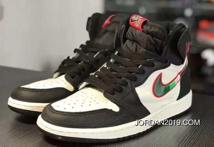 4a065b03b32b Air Jordan AJ1 Aj1 2018 Air Jordan 1 Retro High OG Sports Illustrated  555088-015