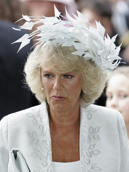 Camilla, Duchess of Cornwall, 2005