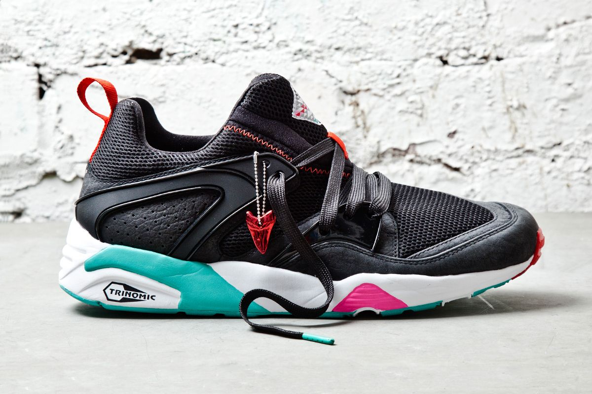 PUMA x Sneaker Freaker Blaze of Glory Five Year Re Issue