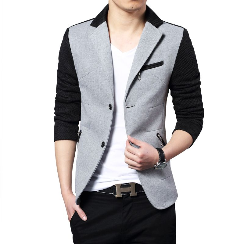 nice loking casual blazer for men with jeans (1) | Cool fashion ...