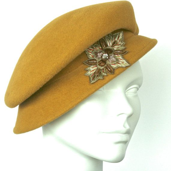 Rosie Olivia Millinery, A/W 2013.   Hats for women