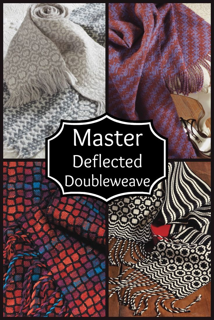 Learn the secrets of deflected doubleweave and start designing learn the secrets of deflected doubleweave and start designing your own bold geometric woven fandeluxe Ebook collections