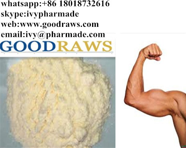 Muscle gaining 1-testosterone cypionate. Sell at goodraws.com ivy@pharmade.com whatsapp:+86 18018732616