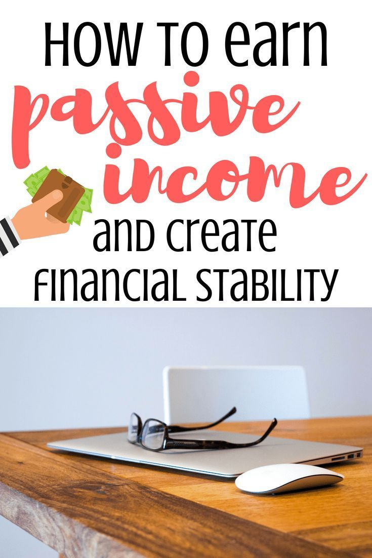 14 ways to earn passive and create financial