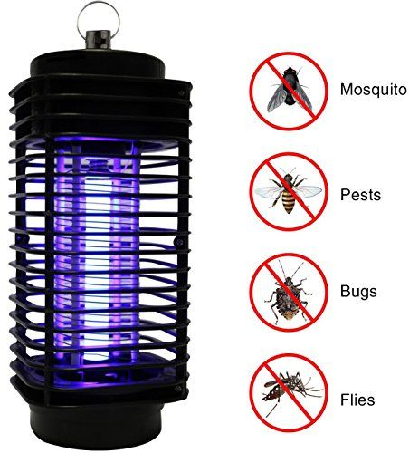 Review for CYLONG Mosquito Killer Lamp, Bug Zapper and Fly