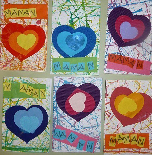 carte fête des mères ps carte et sac pour Maman chez Stasia:tribune libre (avec images
