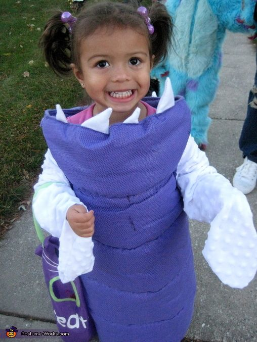 Boo from Monsters Inc. - Halloween Costume Contest at Costume-Works.com  sc 1 st  Pinterest & Boo from Monsters Inc. - Halloween Costume Contest at Costume-Works ...