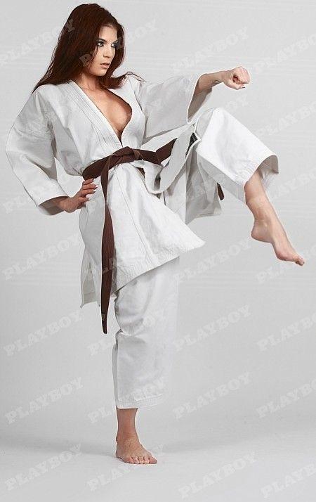 Sexy Karate Women