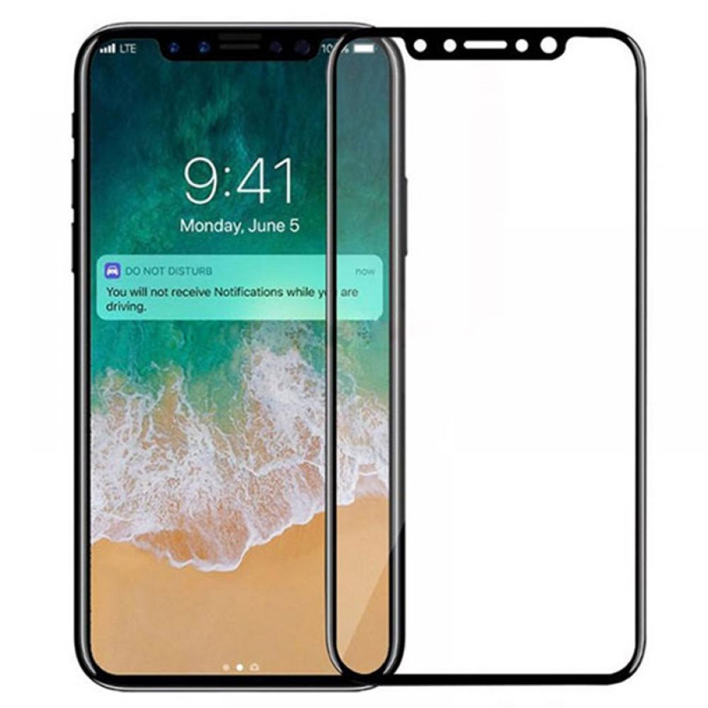 3d 9h tempered glass for iphone x price 876 free