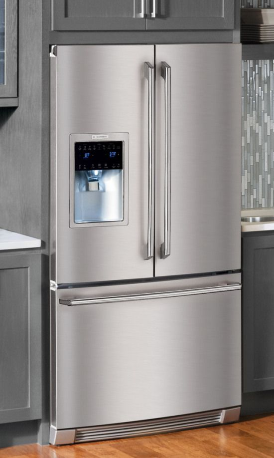 Sponsored Electrolux French Door Refrigerators With Perfecttemp