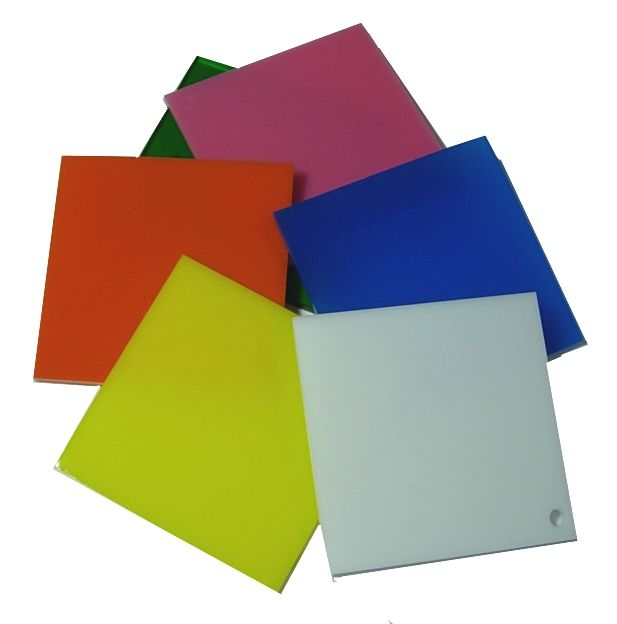 Lot 5 1 8 Colored Acrylic Sheet Colored Acrylic Sheets Cast Acrylic Sheet Acrylic Sheets