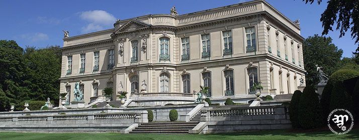 Designed Like An 18th Century French Cau The Elms Was Built Between 1898 And 1901 Its Recently Red Formal Gardens Would Have Met Roval Of
