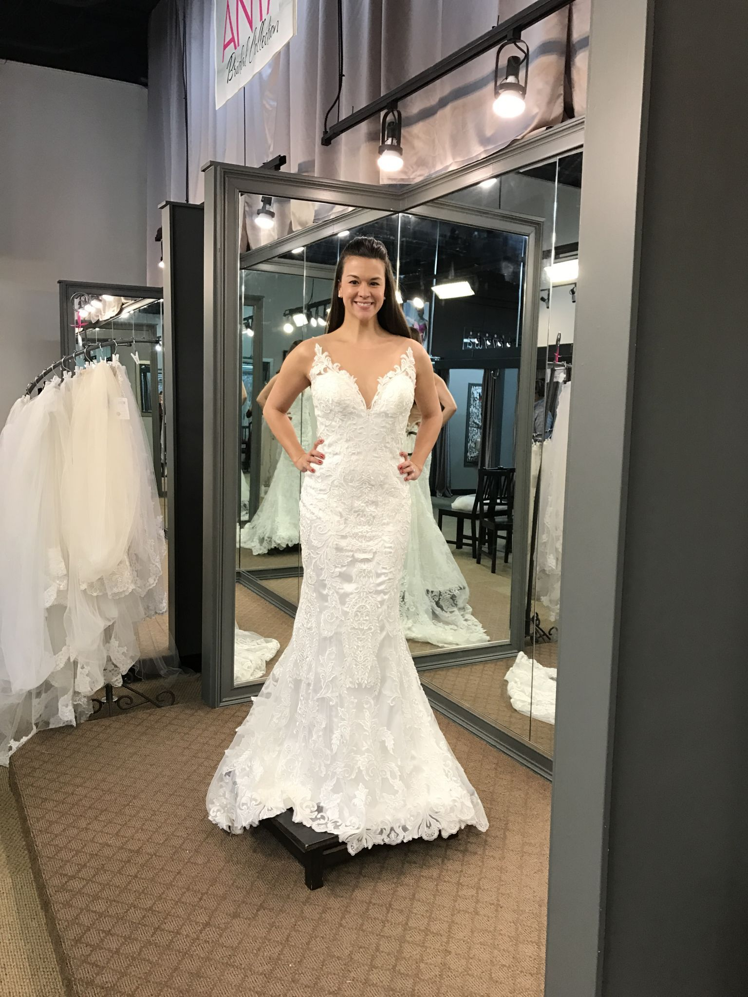 b32e72a185f3a Madison James MJ 271, $900 Size: 10 | New (Un-Altered) Wedding ...