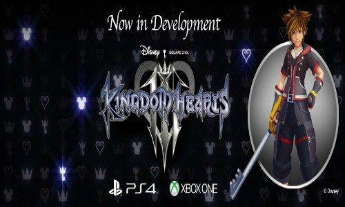 Kingdom Hearts 3 Series Creator Confirms 2017 Release