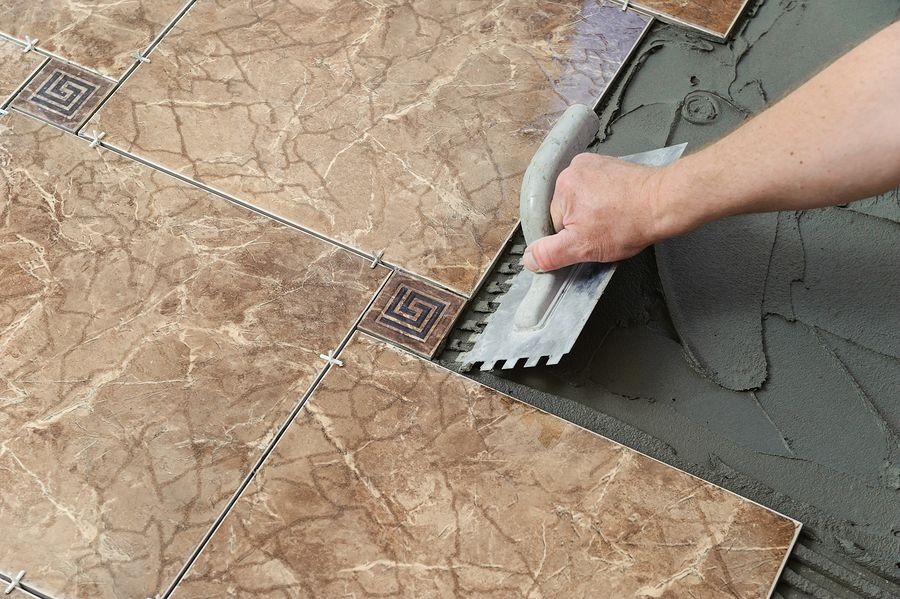 Caring For Acrylic Tiles In Your Home If You Have Recently Hired