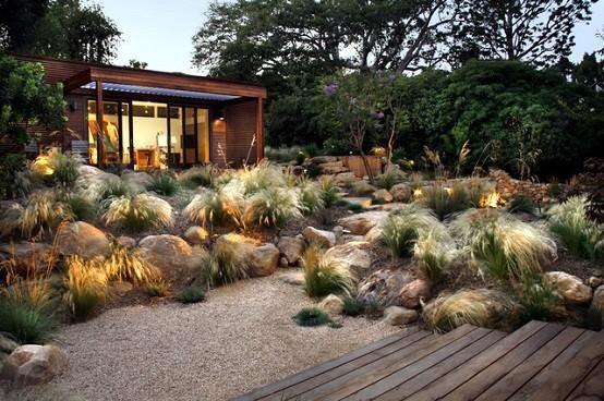 #Gartenterrasse Design Von Gärten: Modern, Riskant ... Einzigartig! #house