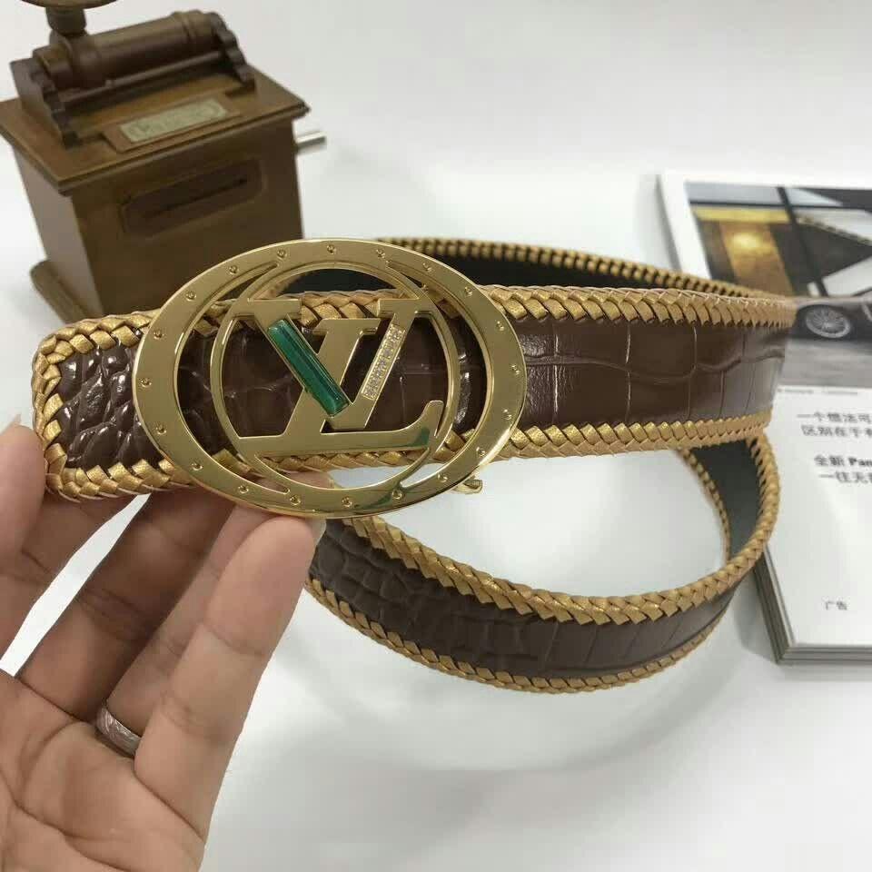 124293,Louis Vuitton Belt,Size 3.8 cm Louis vuitton belt