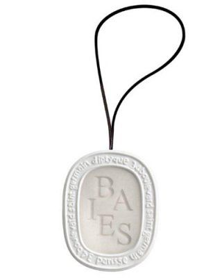 my baies scented oval by Diptyque