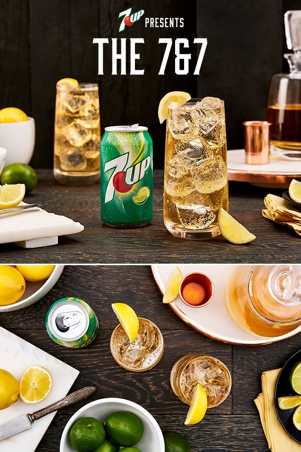 7 7 Recipe 7up Recipe Fun Drink Recipe Cocktail Recipes Easy Frozen Cocktail Recipes