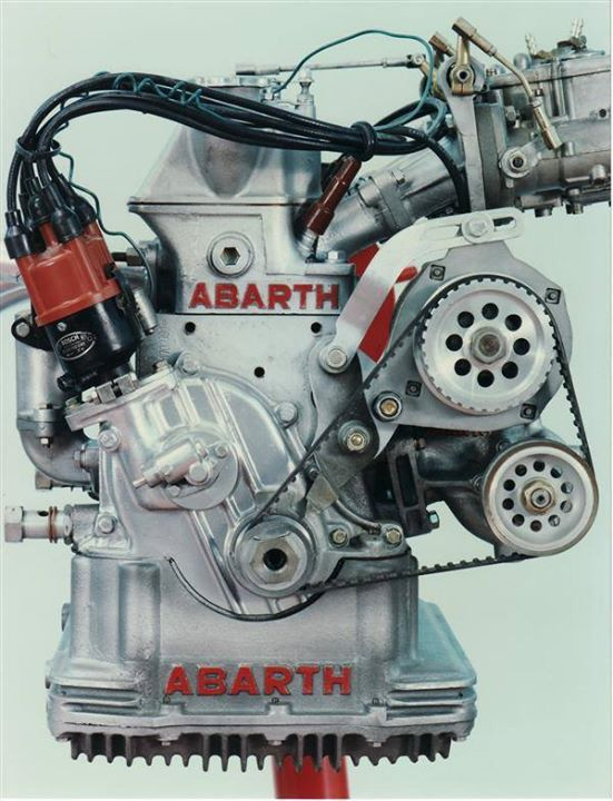 Abarth 1000tcr Pure Art Fiat Cars Fiat Abarth Fiat 600