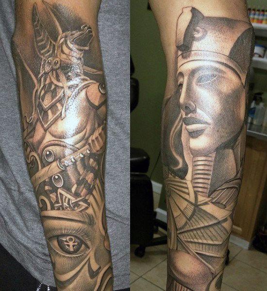 Top 57 Egyptian Tattoo Ideas 2020 Inspiration Guide Egyptian