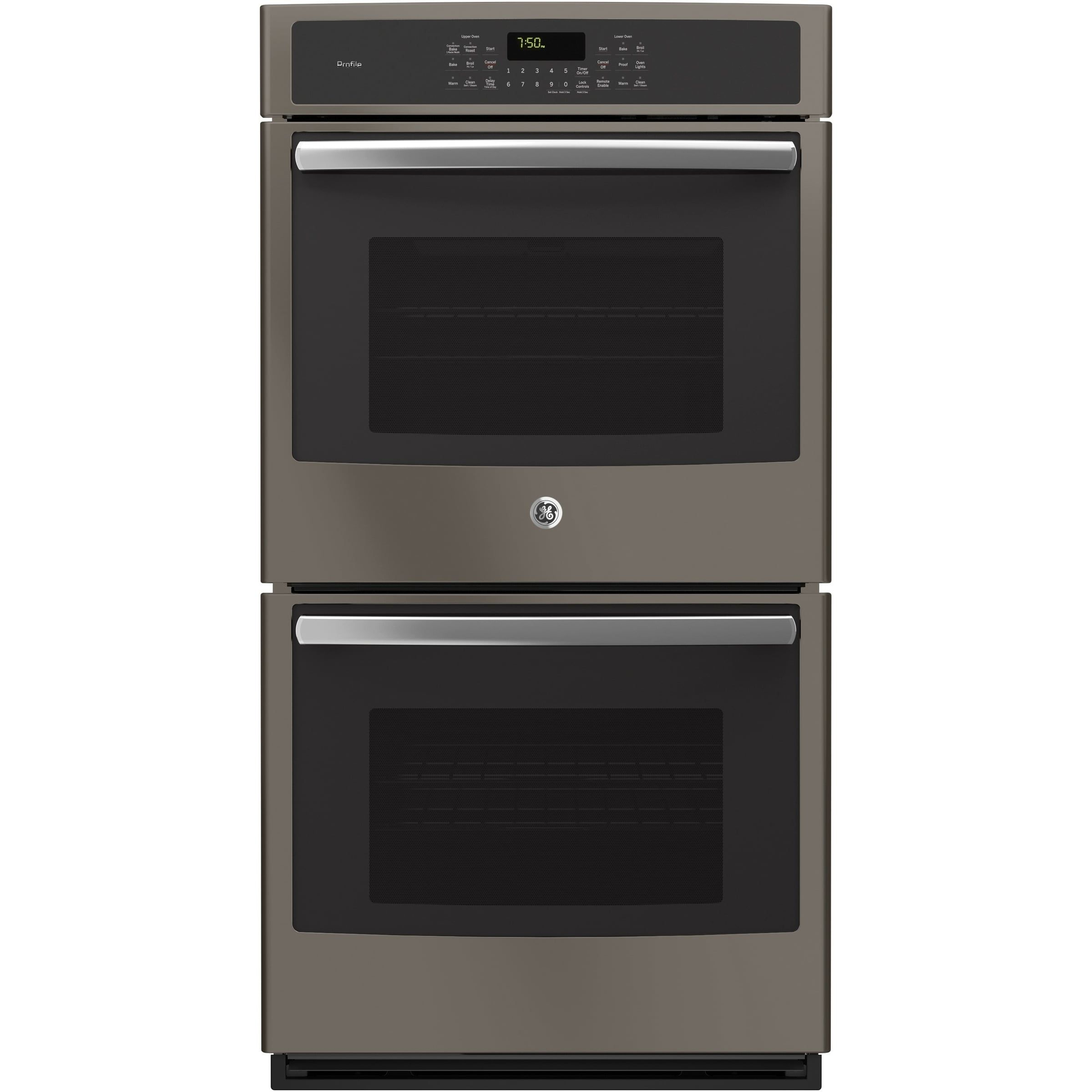 Profile Series 27 Built-In Double Convection Wall Oven (Assembled ...