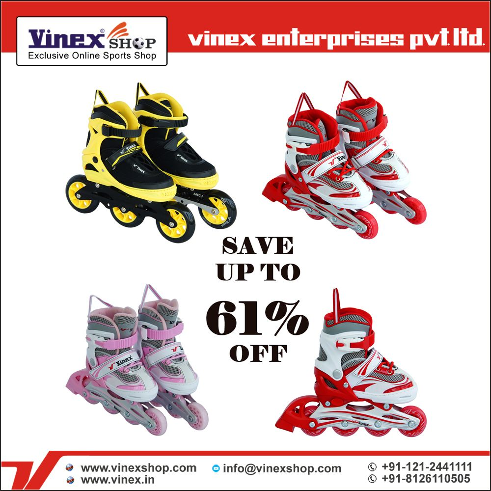 Save Up To 61 Off Today On Premium Quality Vinex Inline Skates For More Details Please Visit Us At Http Www Vinexshop C Fitness Stores Fun Sports Sports